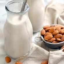 Fine nut milk