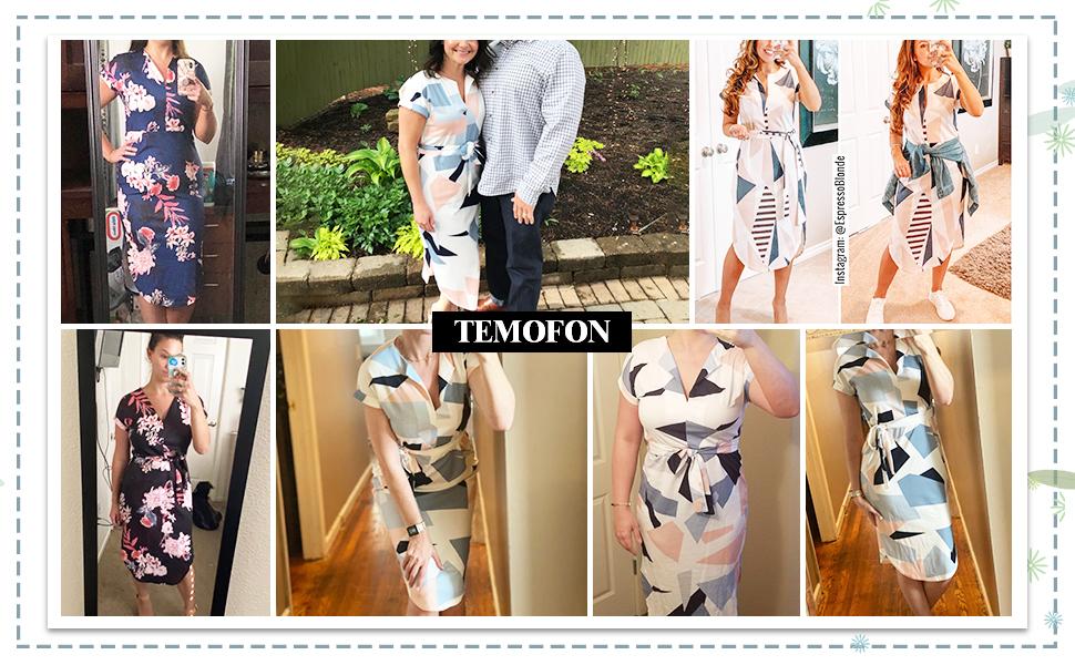 summer dress women business casual for women dress blue dress short sleeve short sleeve slip dress
