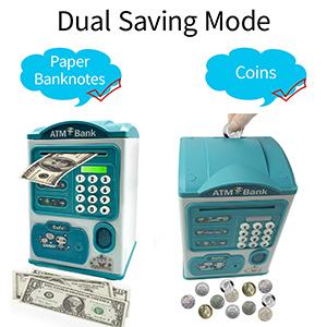 dual saving mode