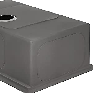 Sound Proof Resistant Sink