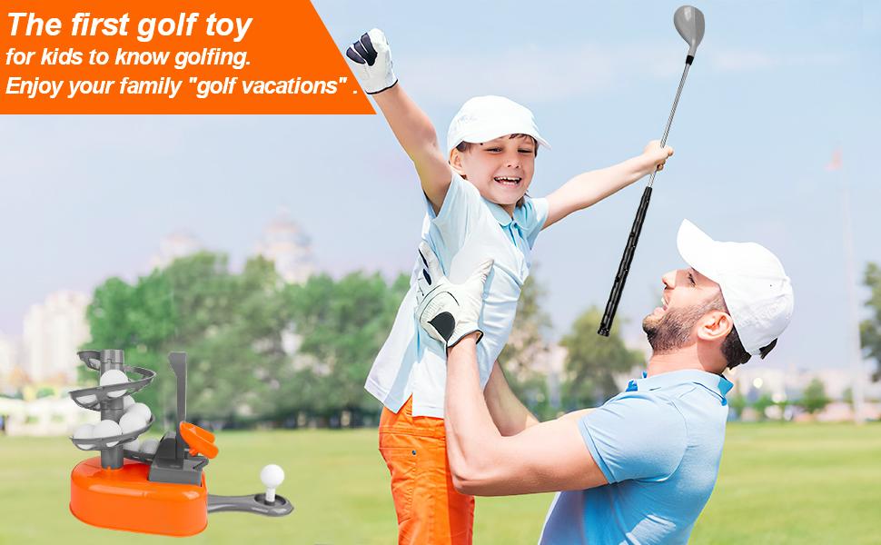 toddler golf clubs