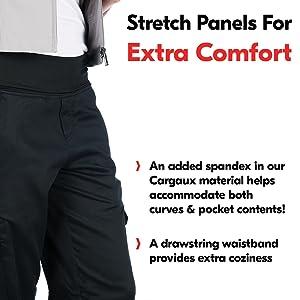 pocket pants ladies