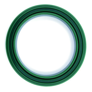 Image of silicone steam ring
