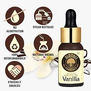 old tree vanilla oil