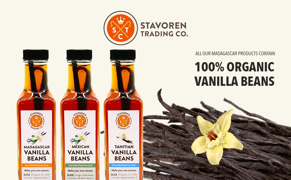 Stavoren Vanilla Beans