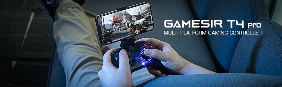 GameSir T4 pro Multi-Platform Gaming controller