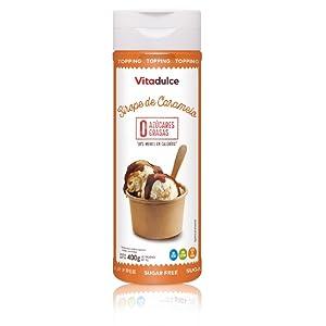 Sirope de Caramelo bajo en calorías