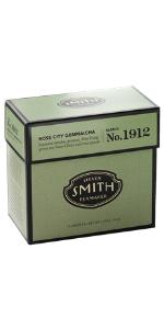 Smith Teamaker Rose City Genmaicha Blend No 1912