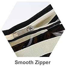 smooth zipper