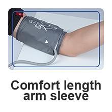 comfort length arm sleeve