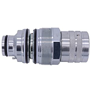 Mover Parts Female Hydraulic Coupler 6680018 for Bobcat S130 S150 S160 S175 S185 S205 S220 S250 S300 S330 S450 S510 S530 S550 S570 S590 S630 S650 S750 S770 S850