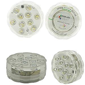 Kitosun Submersible LED Lights