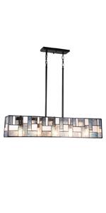 tiffany pendant lights, dining room lgith