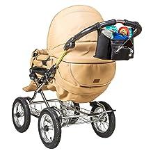 Universal stroller organizer Baby Jogger, Britax, BOB, Uppababy, Bugaboo, MacLaren, Babyzen, Thule