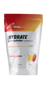 infinit nutrition hydrate cafeinated beta alanine electrolytes sports drink caffeine