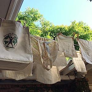 plastic micro microplastic environment pollution landfill harmful organic natural cotton reusable