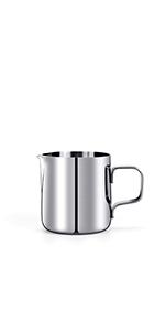 Milk Pitcher, Stainless Steel Espresso Pitcher