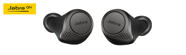 True Wireless Earbuds for Calls, Music & Sport | Jabra Elite 75t