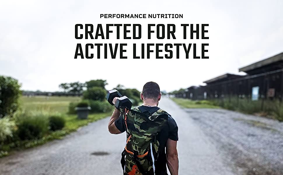Workout Crafted Athlete Whey Protein