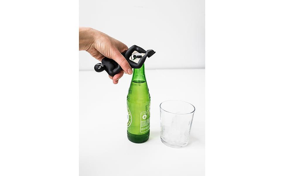 kikkerland luchador bottle openers - BO09-A