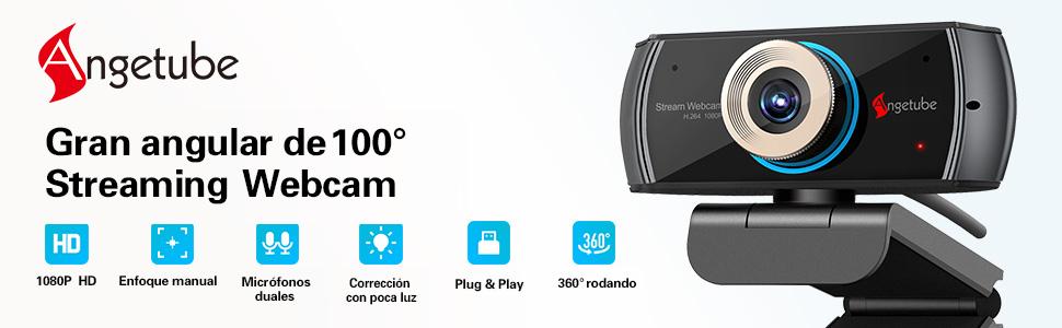 1 10 60 1080 cámara web de 1080p a fps con micrófono en vivo camera xbox one webcam la computadora