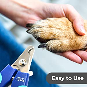 easy to use nail clippers