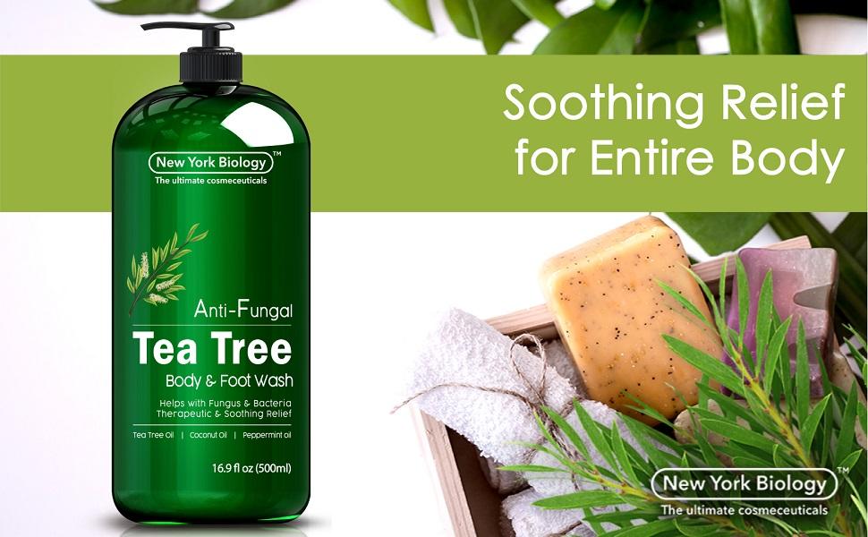 Tea Tree Body & Foot Wash