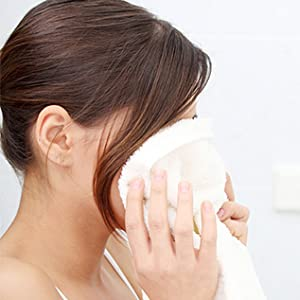 Drying Your Face
