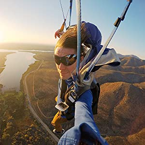 Kroops 13-Five Goggles Skydiving