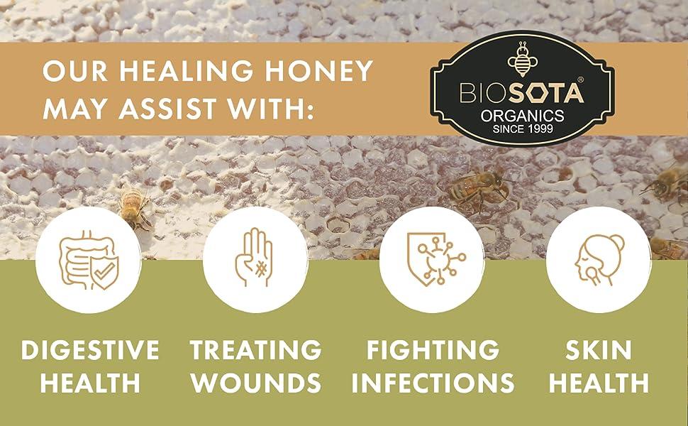 Skin Care Manuka Honey