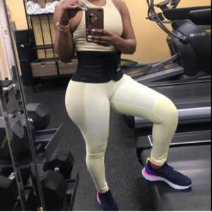 fitness waist trainer