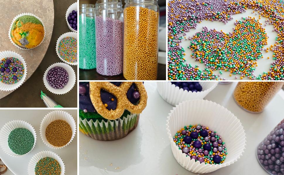 Krazy Sprinkles - Beads