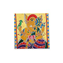 Madhubani Painting, DIY Kit, Madhubani Painting DIY Kit