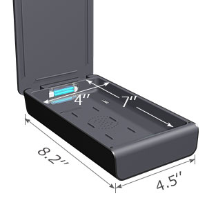 UV Light Sanitizer Box 8