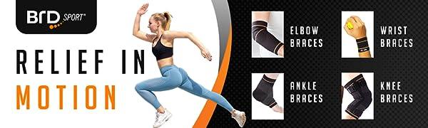 brd sport medical grade compression brace