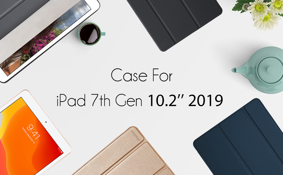"Apple iPad 10.2"" 7th Generation case"