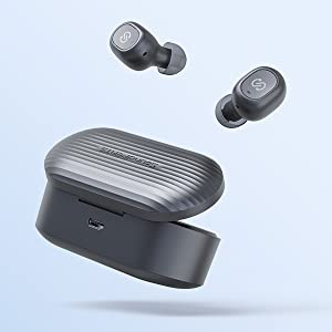 Wireless Earphones with Microphone Binaural Calls