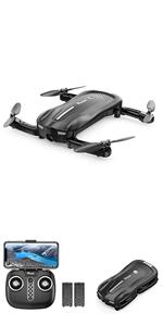 POTENSIC DRONE D18 BLACK