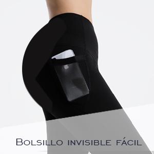 Bolsillo invisible fácil