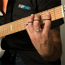 Play your favorite songs, scales and solos.