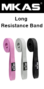 pink/grey/black workout bands