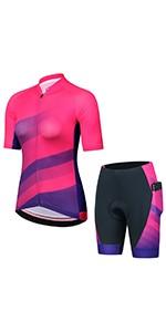 women cycling suits
