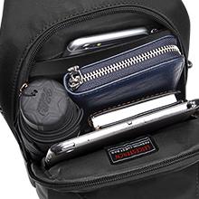 sling shoulder backpack
