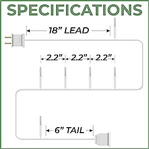String Light Specifications
