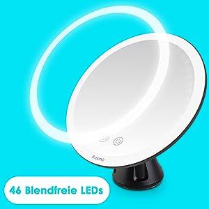 46 Blendfreie LEDs