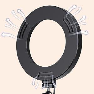 tik tok ring light