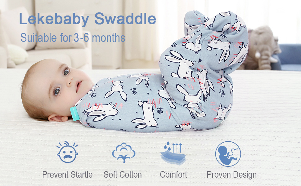 swaddle newborn