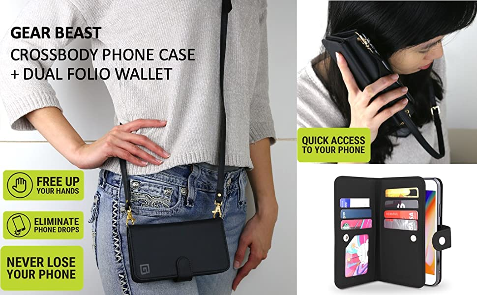 Crossbody iPhone