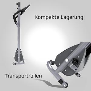 Kinetic Sports KST1900FX Laufband 3-4