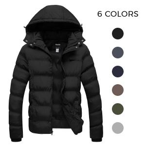 colorful cotton coat